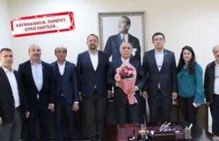 CHP Çiğli Adayı Gümrükçü, çalışmalarına...