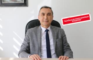 CHP'li Durmaz'dan düzeyli siyaset çağrısı