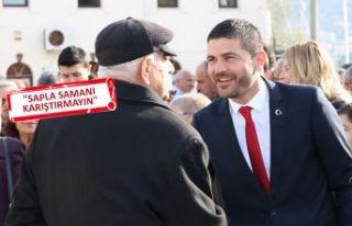 CHP'li Gürbüz: Foça'nın muhafızı olacağım!
