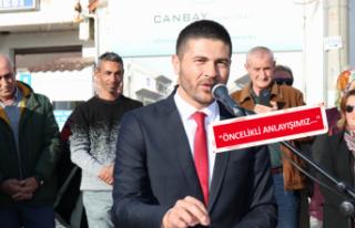 CHP'nin adayı: Foça'nın muhafızı olacağım