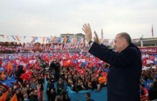 Cumhurbaşkanı Aydın'dan İzmir'e seslendi