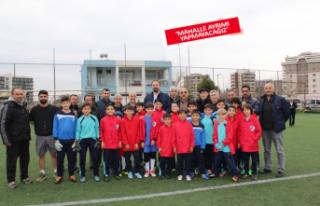 Dadaşspor'dan Gümrükçü'ye tam destek