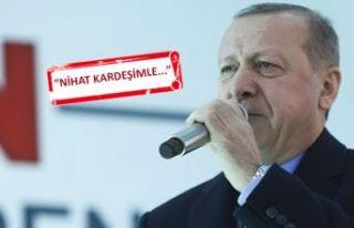 Erdoğan: İzmir pislikten kokudan geçilmiyor