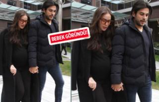 Fahriye Evcen sekiz aylık hamile!