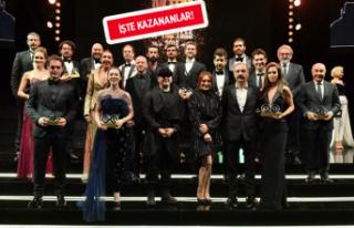 GQ Türkiye Men Of The Year 2018 Ödülleri sahiplerini...
