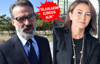 Hande Ermek mahkemeye başvurdu!