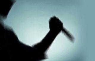 Hurdacıyı bıçaklayan gaspçı yakalandı