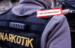 "İzmir'de ""Narko-Alan"" kıskacı: 1071..."