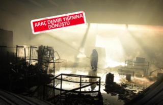İzmir'de yangın bilançosu: 2 milyon lira