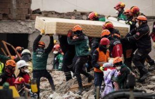 Kartal'da çöken bina'da ölü sayısı artıyor!