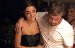 Murat Dalkılıç Hande Erçel'i yalnız bırakmıyor