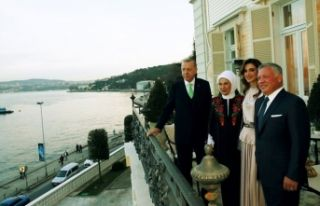 Ürdün Kralı'ndan İstanbul'a ziyaret