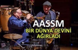 AASSM, bir dünya devini ağırladı
