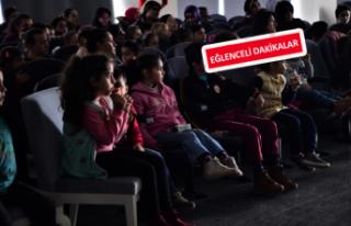Bornova'da 'Çizgi Film Festivali'...