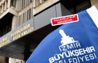 İzmir Büyükşehir'de değişim başladı