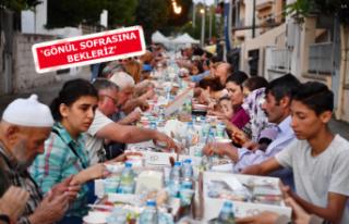 Büyükşehir'den Ramazan dayanışması