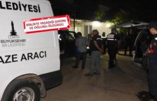 İzmir'de dehşet gecesi