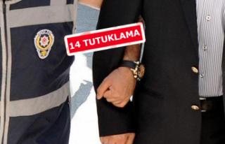 İzmir merkezli ByLock operasyonu