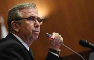 Mansur Yavaş, Ankara'nın borcunu açıkladı