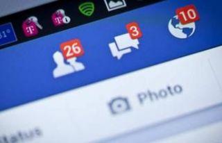 Türkiye'den 300 bin kullanıcı Facebook'tan...