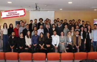 'TÜSİAD Bu Gençlikte İŞ Var' finali...