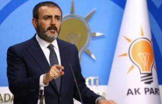 AK Parti'den 'ortak canlı yayın'...