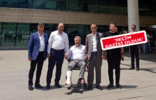 AK Partili Vekil, İstanbul seçimleri sırasında...