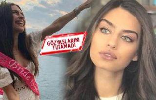 Amine Gülşe'den bekarlığa veda partisi