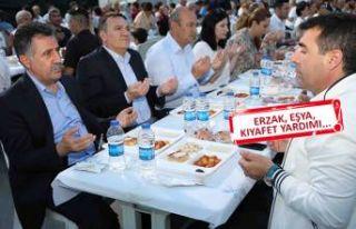 Bayraklı'da Ramazan buluşması