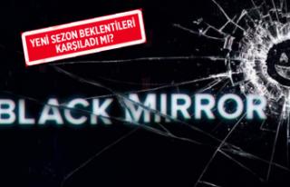 Black Mirror 5. Sezonu yayınlandı