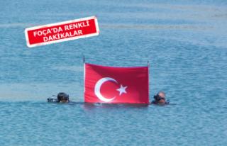 'Denizde, havada, karada!'