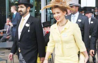 Dubai Şeyhi'nin karısı kaçtı