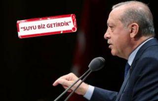 Erdoğan: İzmir'in durumuna üzülüyorum