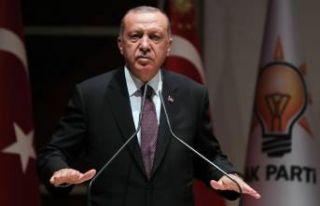 Erdoğan: Milli irade bugün bir kez daha tecelli...