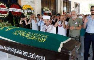 ETİK Onursal Başkanı Nişlioğlu, son yolculuğuna...