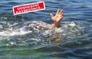Feci kaza! Denize düştü, kurtarılamadı