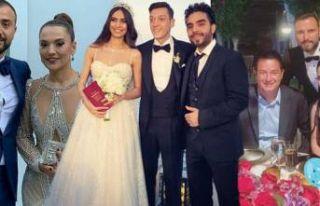 Görkemli düğüne ünlü akını!