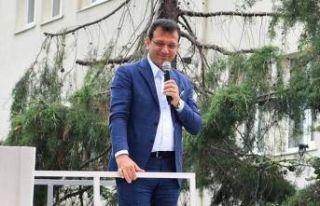 İmamoğlu'ndan vatandaşa uyarı: 4-5 gün TV...
