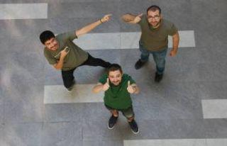 İzmir Ekonomi Üniversitesi birinciliği İzmir'e...