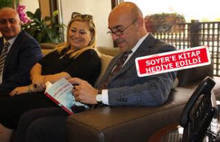 İZSİAD ve Tunç Soyer'den işbirliği mesajı