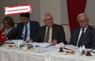 Karabağlar'da bölgesel muhtar toplantıları başlıyor