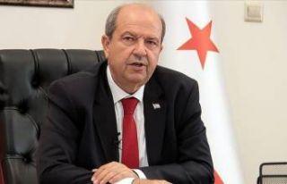 KKTC Başbakanı Tatar'dan çarpıcı çıkış!