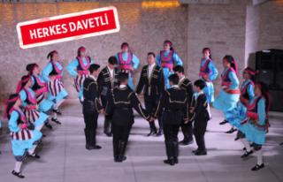 Menderes'te halk dansları coşkusu yaşanacak