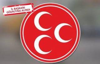 MHP'li İlçe Başkanına silahlı saldırı