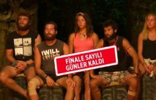 Survivor'da finale kimler kaldı?