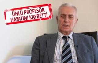Tıp camiası ve İzmir yasta! Ünlü profesör yaşamını...