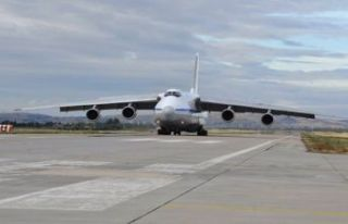 4'ncü uçak indi: S-400 teslimatında ikinci...