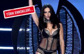 Adriana, Türk erkeklerini neden seviyor?