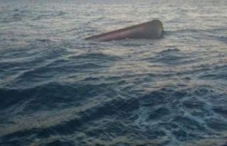 Akdeniz'de tekne faciası!
