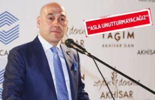 Akhisar Ticaret Borsası Yönetim Kurulu Başkanı...